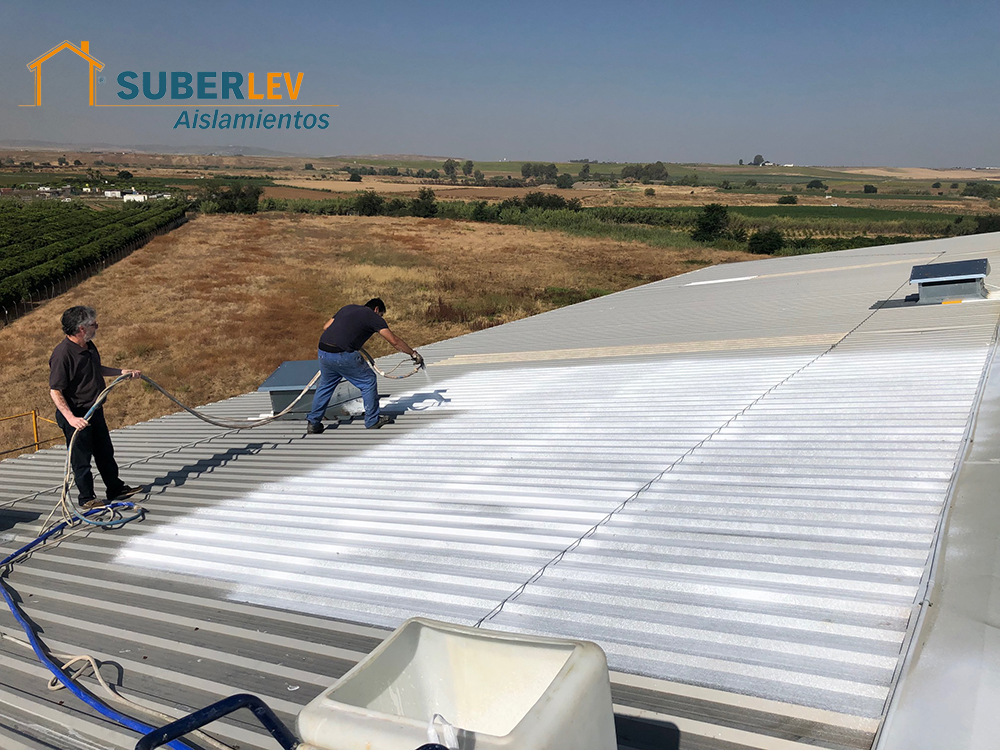 Suberlev: Roof of ship in Seville